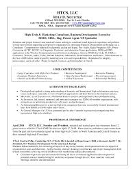 Central Service Technician Resume Sample by 28 High Tech Resume Hi Tech Executive Resume Sample With