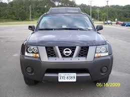 nissan frontier halo headlights 2006 nissan xterra page 2 view all 2006 nissan xterra at cardomain