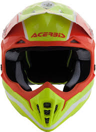 yellow motocross helmets acerbis impact 3 0 motocross helmet helmets offroad red yellow