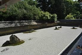 Ryoanji Rock Garden The World Rock Garden Picture Of Ryoanji Temple Kyoto