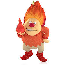 the year without a santa claus heat miser ornament