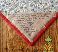 wedding quilt sayings 64 best quilt label sayings images on quilting