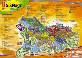How Far Is Six Flags Six Flags Holland