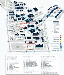 campus map vancouver island university viu