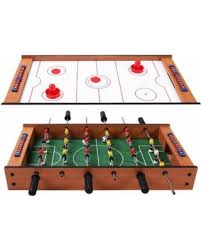 hockey foosball table for sale spring savings are here 47 off gymax kids christmas gift 2 in 1