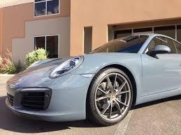 blue porsche 2016 2016 porsche 911 carrera graphite blue metallic