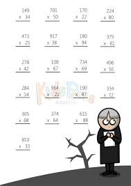 3 digit by 1 digit multiplication worksheets multiplication 2 and 3 digit multiplication worksheets free