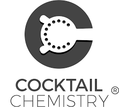 cocktail logo chemistry