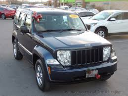 green jeep liberty 2008 used jeep liberty sport 4wd w 3 7l v6 at the selection