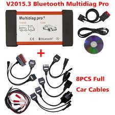 new v2015 03 bluetooth cars multidiag pro trucks obd2 diagnostic