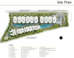 holland residences floor plan site plan holland residences