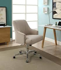 blue desk chairs furniture home office chairs u0026 swivel stools upholstered desk chair