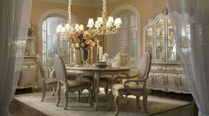chandelier formal luxury dining room with crystal chandelier