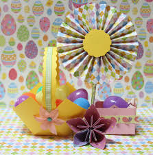 Easter Projects Craft Class U2013 Easter Baskets And Spring Flowers Keepsakes By K