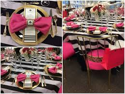 table and chair rentals nyc 41 best think pink images on pink baby showers baby