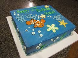 finding nemo cake for nate cakes u0026 pastry shop cocoa bakery
