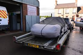 Trailer Garage by Trailer Net In Outdoor Car Covers