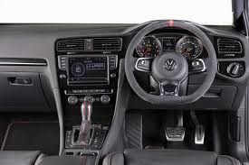 volkswagen golf 2017 interior volkswagen golf gti clubsport 2016 first drive cars co za