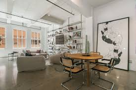 Reinvention Of An Industrial Loft Fashion District Los Angeles Curbed La