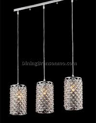 modern crystal chandeliers for dining room 3 best dining room