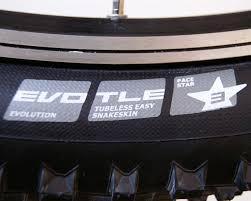 mtb tire comparison schwalbe racing ralph snakeskin schwalbe