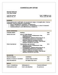 Bold Resume Template by Bold Resume Template 10 Resume Templates To Help You Get A New