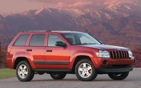 red jeep 2006 jeep grand cherokee information and photos zombiedrive