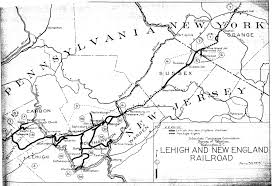 Pennsylvania Railroad Map by Icc Valuation Section Index Maps