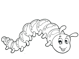 preschool coloring pages bugs caterpillar coloring page hungry caterpillar coloring page