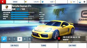Porsche Boxster Lowered - porsche cayman gt4 asphalt wiki fandom powered by wikia