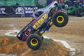 monster truck show new york aftershock monster trucks wiki fandom powered by wikia
