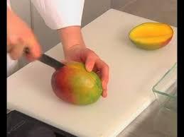 cuisiner la mangue technique de cuisine préparer une mangue