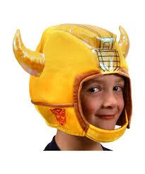Bumblebee Transformer Halloween Costume Transformers Bumblebee Plush Boys Helmet Boys Costumes Kids