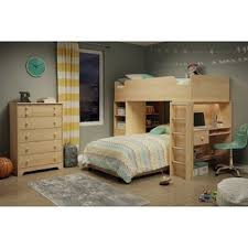 South Shore Bunk Bed South Shore Logik Loft Bed Free Shipping Today Overstock