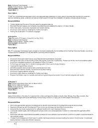 Resume For Online Job by Qa Team Leader Resume Contegri Com