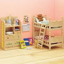 Bedroom Furniture Manufacturers Queensland Sylvanian Families Childrens Bedroom Furniture Set Toys R Us