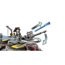 lego star wars captain rex u0027s at te 75157 lego toys