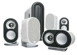 Cool Looking Speakers Top Picks Compact Speakers Sound U0026 Vision
