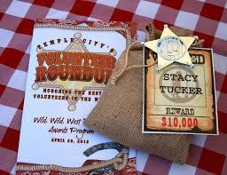 western theme fundraiser volunteer up 2012 catch my