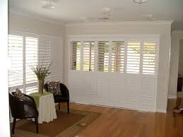 Shutter Room Divider Bi Fold Plantation Shutters Pvc Basswood U0026 Aluminium Into Blinds