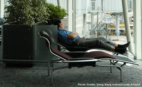 Sleeping Chairs Best Airports Of 2014