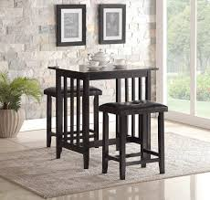Counter Height Table And Chairs Set Kitchen Extraordinary Table And Chair Set High Table And Chairs