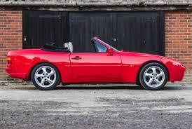 pink porsche convertible porsche 944 s2 cabriolet bure valley classics