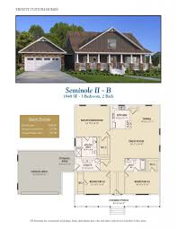 custom home plans and prices seminole ii b welcome to trinity custom homes house plans