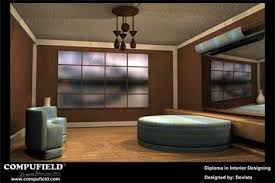 short term web courses diploma certificate interior designing