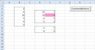 compare ranges in excel vba easy excel macros