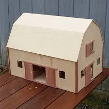 Toy Barns 15 Best Usa Made Wooden Toy Stockyards Barns Stables And Corrals