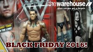 ringside collectibles black friday wwe nz figure hunt the warehouse black friday 2016 series 63 65