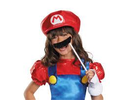 kids mario girls super mario costume 37 99 the costume land