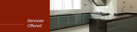 Aluminium Kitchen Cabinet Service Offered Gold Well Aluminium Trading Aluminium Kitchen